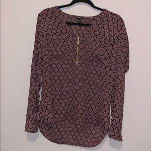 Express Dress Blouse